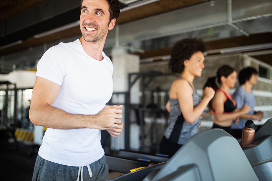 Energy & Endurance Improved Cardio Output