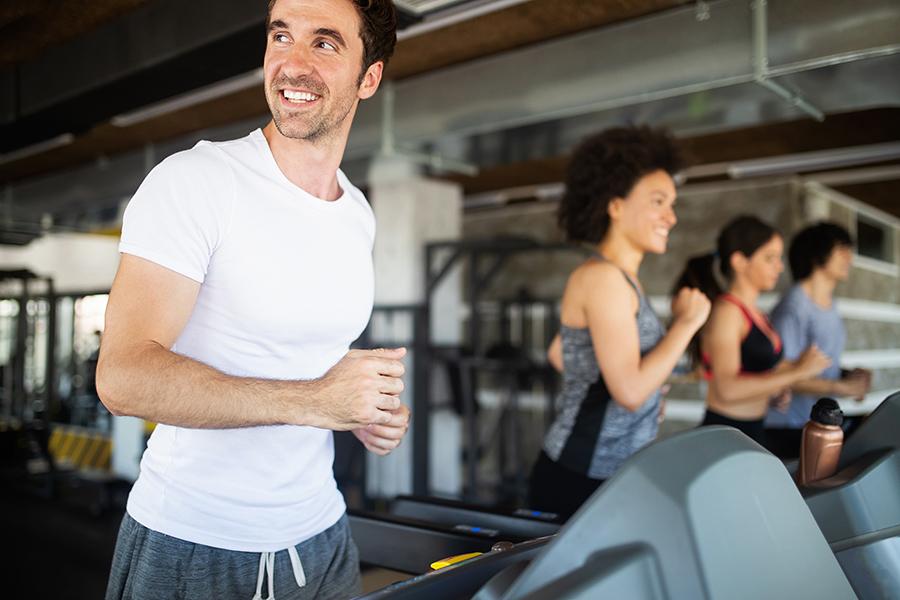 Energy & Endurance Improved Cardio Output